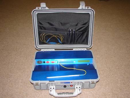 Měřicí zařízení s řídicím počítačem